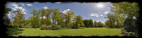 360°-Panorama Bremen Rhododendronpark