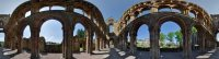 360�-Panorama Jedburg Abbey