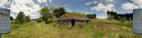 360�-Panorama Auchindrain Open Air Museum