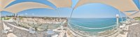 360°-Panorama Govenor's Beach